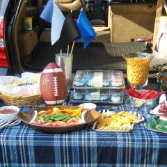 Tailgating Food Tips
